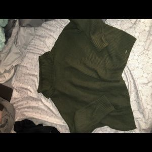 Hollister turtleneck sweater